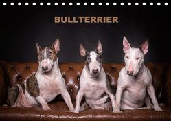 Bullterrier (Tischkalender 2020 DIN A5 quer) von Schubert,  Sven