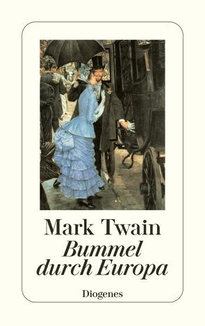 Bummel durch Europa von Brock,  Ana Maria, Twain,  Mark