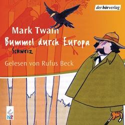 Bummel durch Europa von Altenhofer,  Rosemarie, Beck,  Rufus, Himmel,  Gustav Adolf, Twain,  Mark