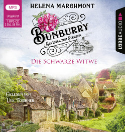 Bunburry – Die Schwarze Witwe von Marchmont,  Helena, Schilasky,  Sabine, Teschner,  Uve