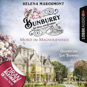 Bunburry – Folge 11: Mord im Magnolienhaus von Marchmont,  Helena, Teschner,  Uve