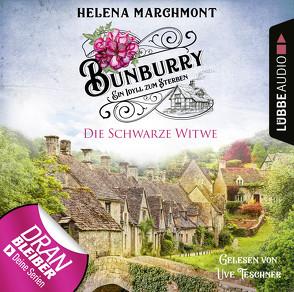 Bunburry – Folge 12: Die Schwarze Witwe von Marchmont,  Helena, Teschner,  Uve