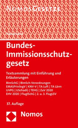 Bundes-Immissionsschutzgesetz von Hansmann,  Klaus