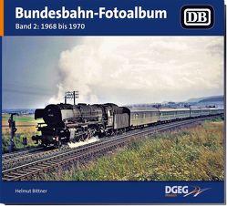 Bundesbahn-Fotoalbum, Band 2 von Bittner,  Helmut