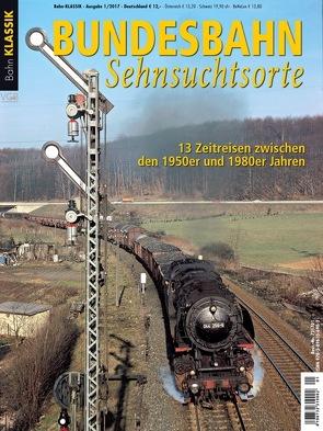 Bundesbahn-Sehnsuchtsorte