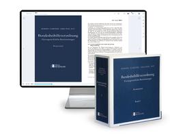 Bundesbeihilfeverordnung – Print + Digital von Amelungk,  Uwe, Just,  Olaf, Leonhard,  Köhnen, Schroeder,  Gerhard