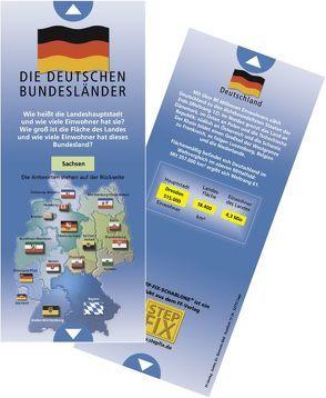 Bundesländer-Schablone