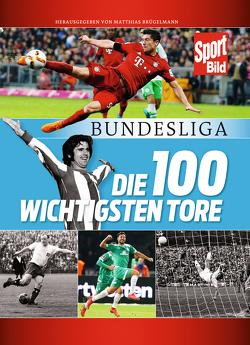 Bundesliga – Die 100 wichtigsten Tore von Brügelmann,  Matthias