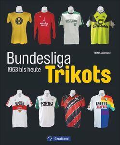 Bundesliga-Trikots von Appenowitz,  Stefan