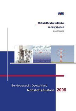 Bundesrepublik Deutschland – Rohstoffsituation 2008