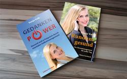 Bundle: Gedankenpower & Rundum gesund von Völk,  Sonja