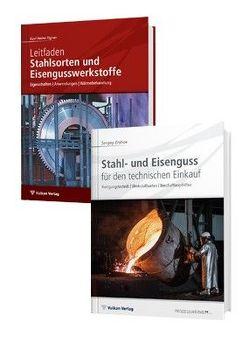 Bundle Stahl und Eisenguss von Ershov ,  Sergey, Illgner,  Karl Heinz