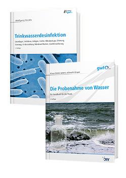 Bundle Trinkwasserhygiene von Grupe,  Albrecht, Roeske,  Wolfgang, Selent,  Klaus-Dieter