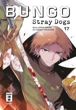 Bungo Stray Dogs 17 von Asagiri,  Kafka, Harukawa,  Sango, Suzuki,  Cordelia