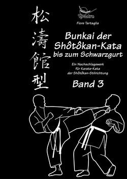 Bunkai der Shotokan-Kata bis zum Schwarzgurt / Band 3 / eBook