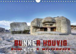 Bunker Houvig (Wandkalender 2018 DIN A4 quer) von Kulla,  Alexander