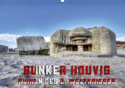 Bunker Houvig (Wandkalender 2021 DIN A2 quer) von Kulla,  Alexander