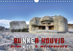 Bunker Houvig (Wandkalender 2021 DIN A4 quer) von Kulla,  Alexander