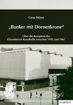 """""""Bunker mit Dornenkrone"""" von Hüwe,  Gesa"""