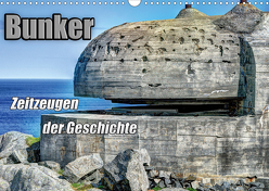 Bunker Zeitzeugen der Geschichte (Wandkalender 2020 DIN A3 quer) von Media,  Hoschie