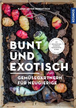 Bunt und exotisch von Meyer-Rebentisch,  Karen