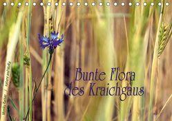Bunte Flora des Kraichgaus (Tischkalender 2019 DIN A5 quer) von Reiter,  Monika