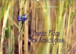 Bunte Flora des Kraichgaus (Wandkalender 2018 DIN A2 quer) von Reiter,  Monika