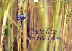 Bunte Flora des Kraichgaus (Wandkalender 2018 DIN A4 quer) von Reiter,  Monika