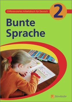 Bunte Sprache von Darthé,  Katalin, Dieterich,  Babette