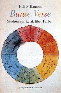 Bunte Verse von Selbmann,  Rolf