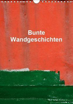 Bunte Wandgeschichten (Wandkalender 2019 DIN A4 hoch) von Honig,  Christoph