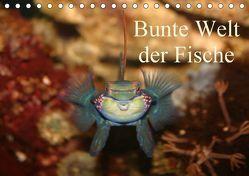 Bunte Welt der Fische (Tischkalender 2018 DIN A5 quer) von Mielewczyk,  Barbara