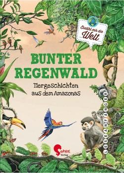 Bunterregenwald von Cucchiarini,  Ferruccio, Ullke,  Jana