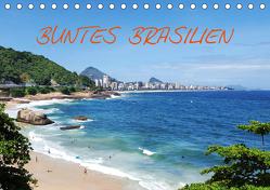 Buntes Brasilien (Tischkalender 2019 DIN A5 quer) von Woiczyk,  Maren