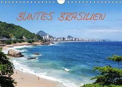 Buntes Brasilien (Wandkalender 2019 DIN A4 quer) von Woiczyk,  Maren