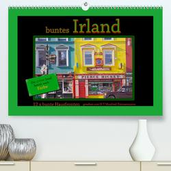 buntes Irland (Premium, hochwertiger DIN A2 Wandkalender 2021, Kunstdruck in Hochglanz) von Zimmermann,  H.T.Manfred