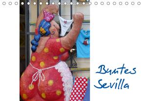 Buntes Sevilla (Tischkalender 2020 DIN A5 quer) von Kruse,  Gisela