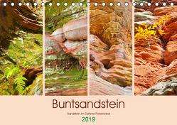 Buntsandstein – Sandstein im Dahner Felsenland (Tischkalender 2019 DIN A5 quer) von LianeM