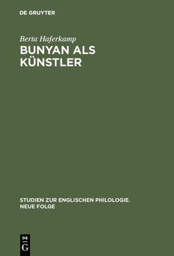 Bunyan als Künstler von Haferkamp,  Berta