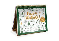 Buon Natale! – Adventskalender mit Postkarten von Langenscheidt,  Redaktion