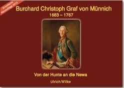 Burchard Christoph Graf von Münnich 1683-1767 von Wilke,  Ulrich