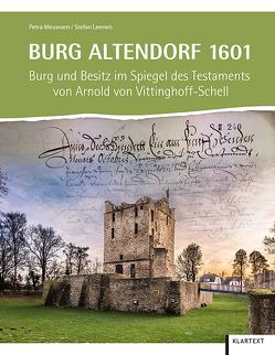 Burg Altendorf 1601 von Leenen,  Stefan, Meuwsen,  Petra
