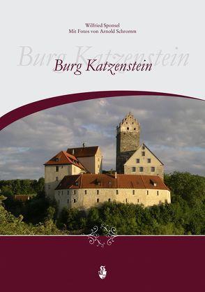 Burg Katzenstein von Schromm,  Arnold, Sponsel,  Wilfried