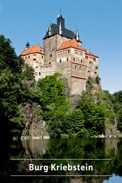 Burg Kriebstein von Wippert,  Bernd, Wippert,  Gabriele