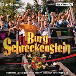 Burg Schreckenstein II von Baum,  Henning, Beyer,  Alexander, Hassencamp,  Oliver, Klaußner,  Johannes, Ochsenknecht,  Uwe, Rois,  Sophie