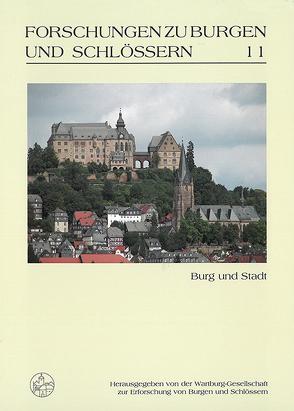 Burg und Stadt