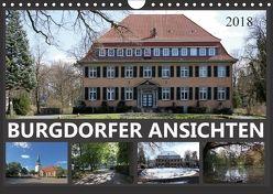 BURGDORFER ANSICHTEN (Wandkalender 2018 DIN A4 quer) von SchnelleWelten,  k.A.