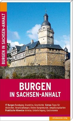 Burgen in Sachsen-Anhalt von Pantenius,  Michael
