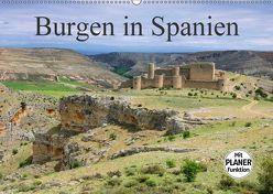 Burgen in Spanien (Wandkalender 2018 DIN A2 quer) von LianeM,  k.A.
