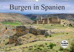 Burgen in Spanien (Wandkalender 2019 DIN A3 quer)